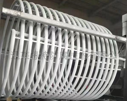 四氟喷涂盘管